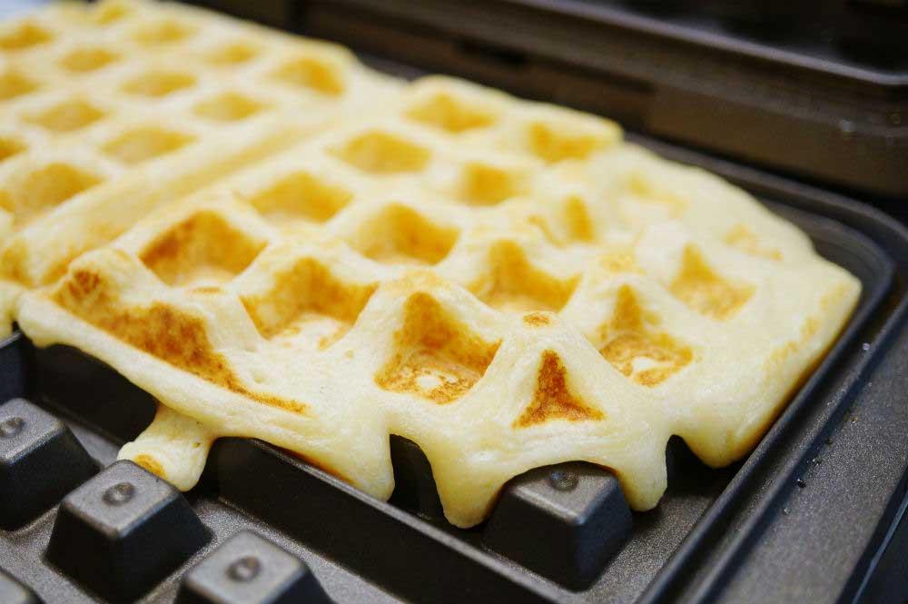 The Best Waffle Iron