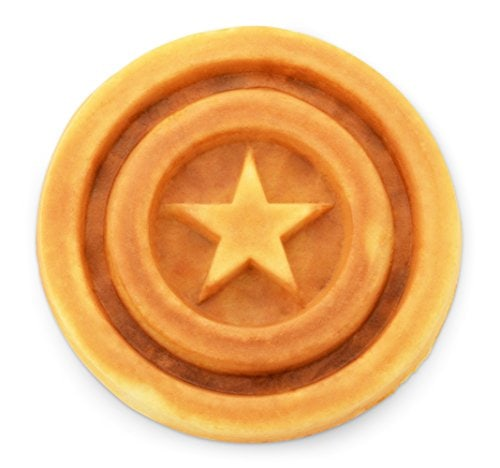 Marvel MVA-278 Captain America Shield Waffle Maker Review