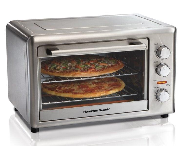 Hamilton Beach Countertop Oven with Rotisserie