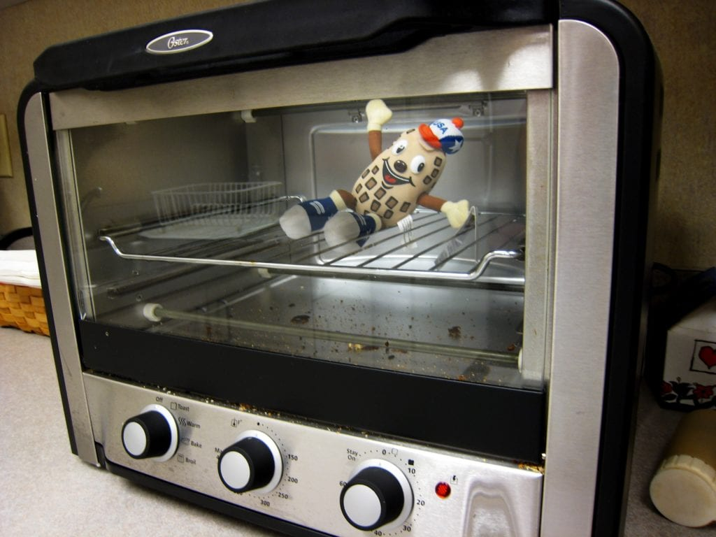 Toaster oven uses